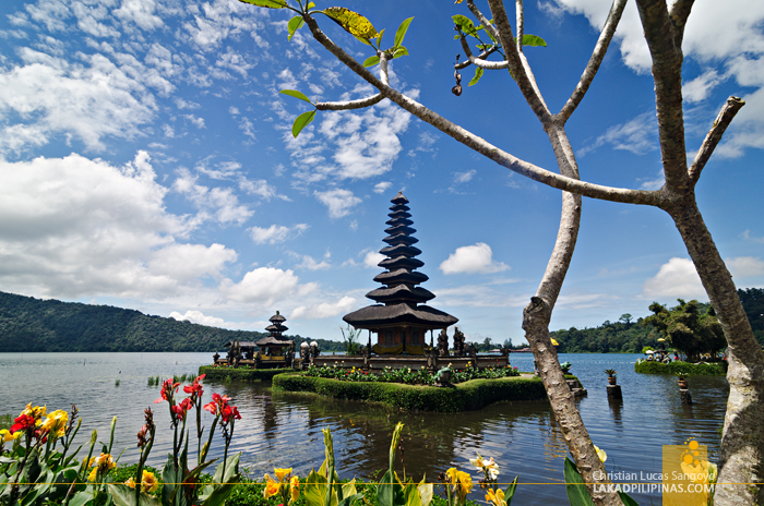 Bali Temples List Ulun Danu Bratan