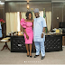 Debie-rise Visits Kogi State Governor, Plays Her 'famous' Guitar For Himex-big B