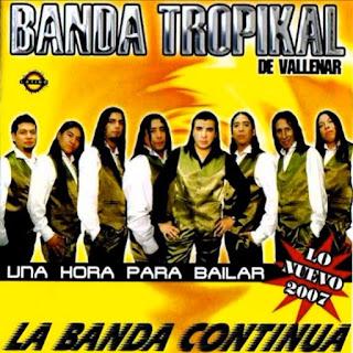 Banda Tropikal de Vallenar la banda continua