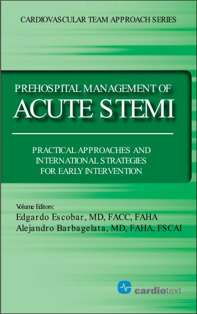 Prehospital Management of Acute STEMI [PDF]