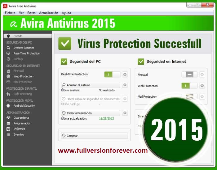 antivirus avast free  2015 full version with key