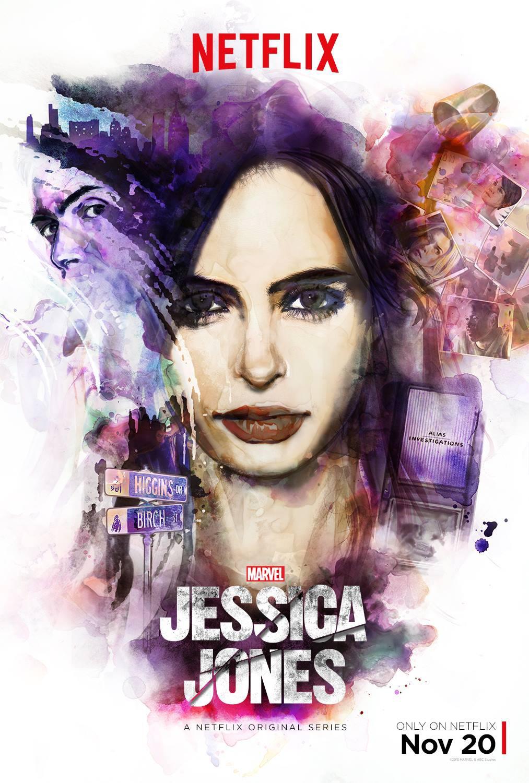 Jessica Jones Serie