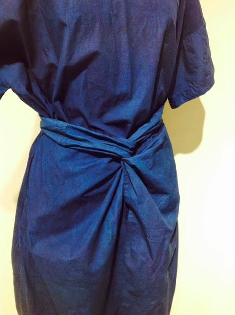 COSMIC WONDER【コズミックワンダー】オーガニックコットンのラップドレス◆香川・綾川店
