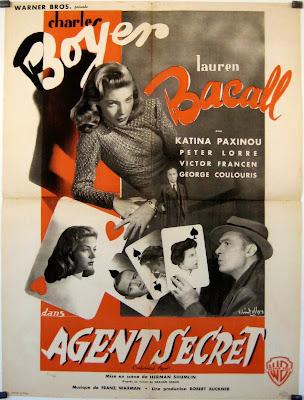 Agente confidencial (1945) Descargar y ver Online Gratis