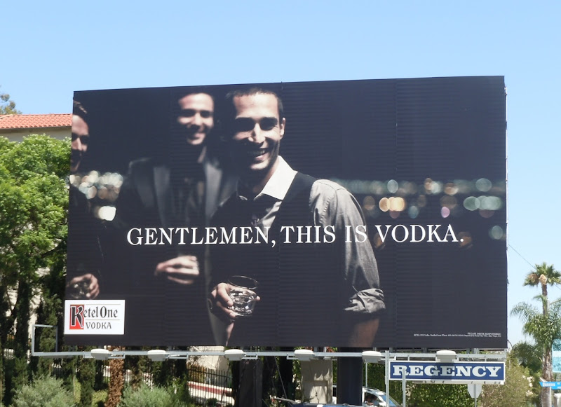 Ketel One Vodka billboard