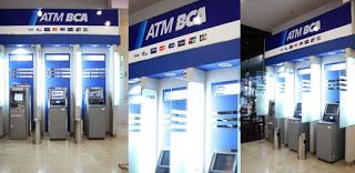 ATM Setor Tarik Tunai BCA