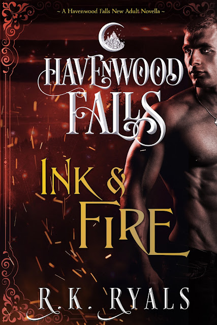 Release Day Blast for Ink & Fire by R.K. Ryals @kristiecookauth @RKRyals