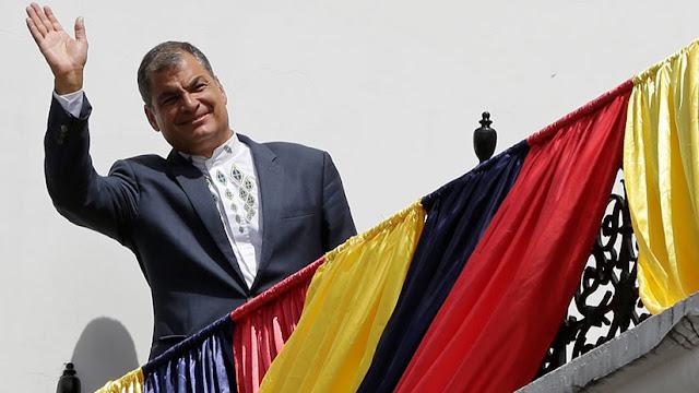 Rafael Correa solicita protección a la Comisión Interamericana de Derechos Humanos