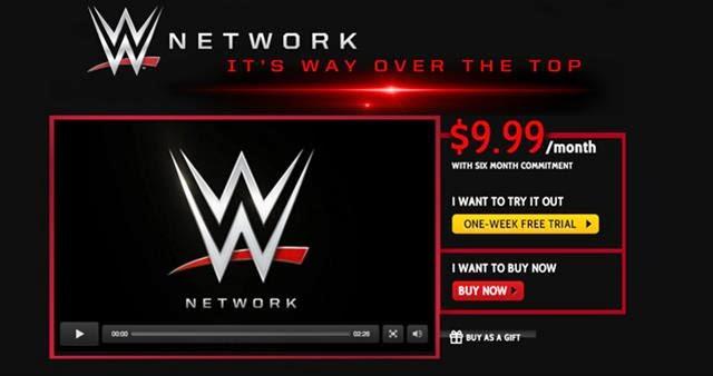 Resultado de imagen para new WWE network