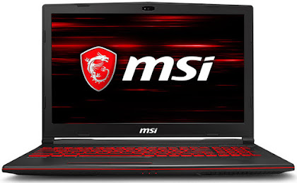 MSI GL63 8RD-014XES