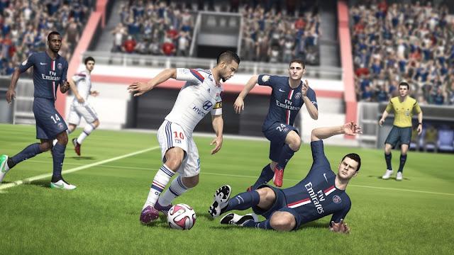 FIFA 16 entrada jugador
