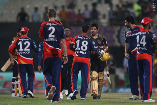 IPL 2016 Match DD vs KK Match26 Prediction And Ball By Ball Update
