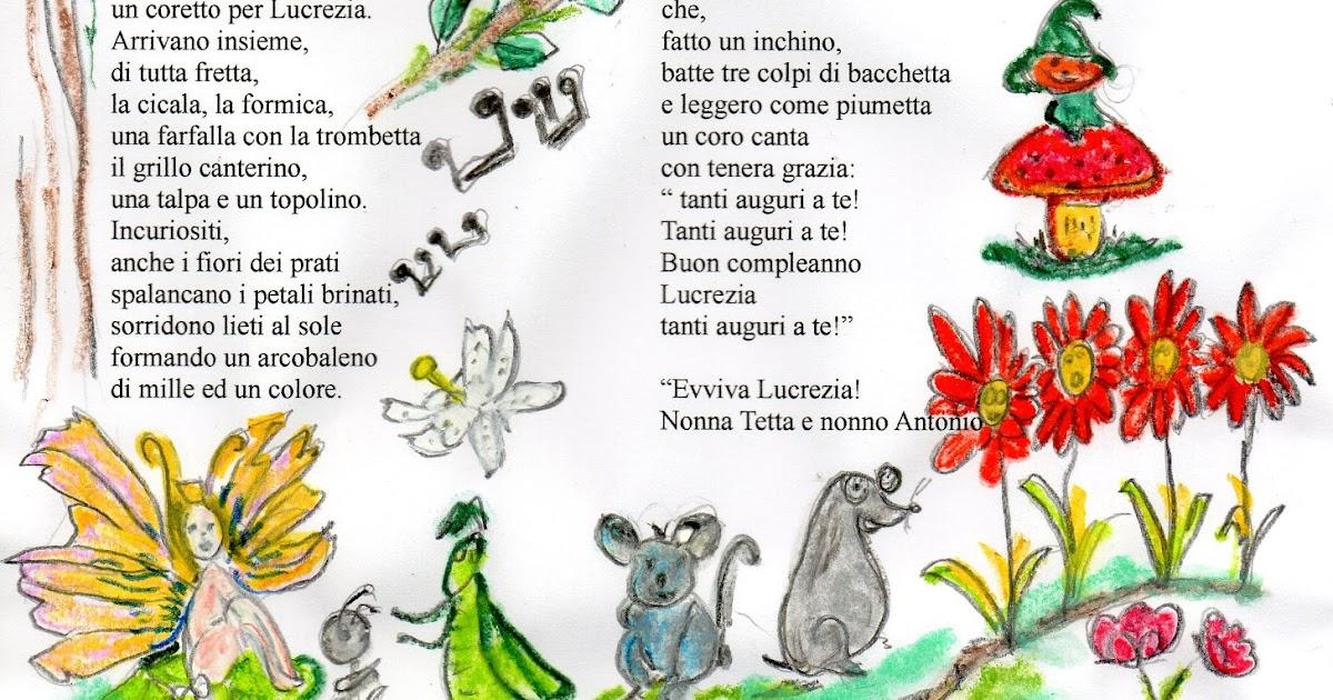 Famoso NERO SU BIANCO di Maria Antonietta : Filastrocca per Lucrezia WA24