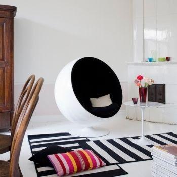 Silla Ball, Un Icono del diseño de Eero AArnio