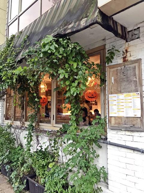 蒔蘿香草蔬食餐廳-天母店~台北天母素食
