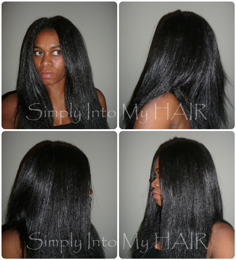 Crochet Braids Install 5 Long Amp Straight Kanekalon