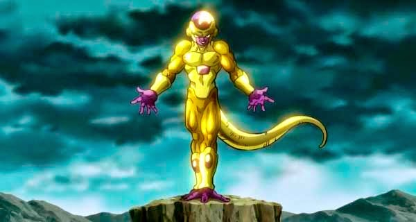 Freezer 5ª transformación (Freezer Gold)