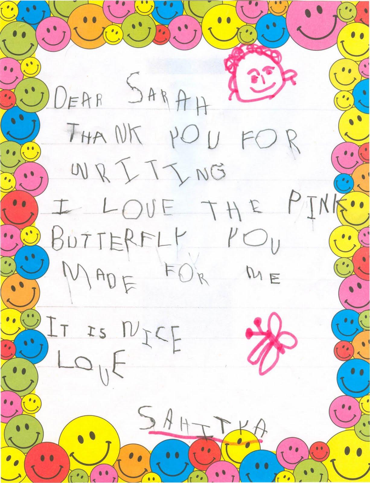 informal letter invitation birthday