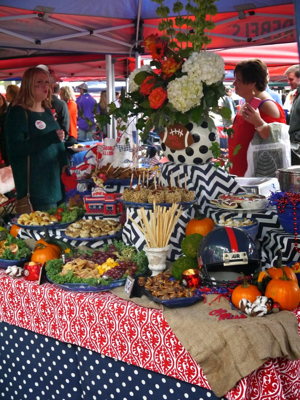 Auburn Tailgate Food Ideas