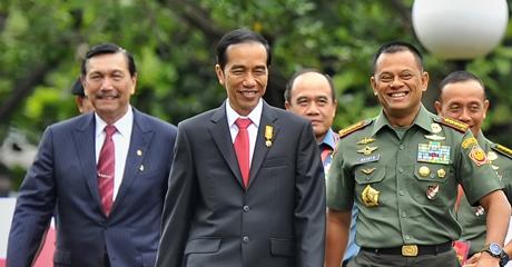 Ketika Presiden Ingatkan Potensi Korupsi Pembelian Helikopter, Panglima TNI Tak Bisa Tidur