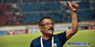 Umuh Muchtar Kembali Jadi Manajer Persib Bandung, Sanksi Komdis PSSI Dicabut