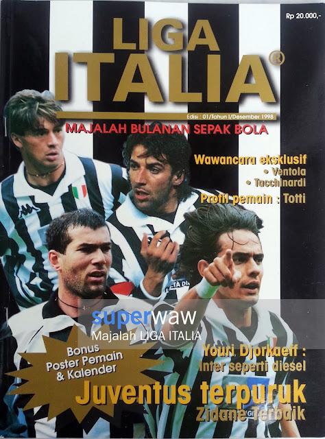 Juventus Terpuruk Zidane Terbaik