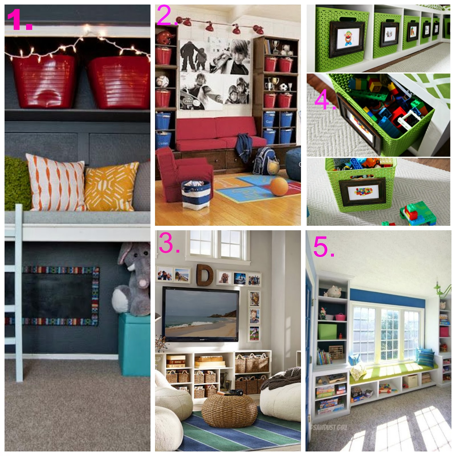 Children S And Kids Room Ideas Designs Inspiration: Always Chasing Life: Playroom Inspiration Board
