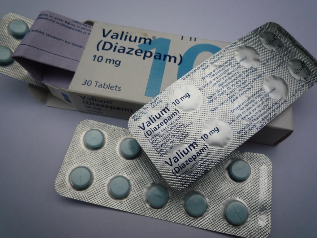 6cb5018ff47f Köp Diazepam Valium 10 mg i Sverige, Danmark och Norge nu