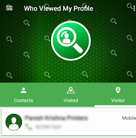 Most atimes you are curious and may like to know who has been viewing your WhatsApp profile and has been wondering on how you can go about it, don't worry I shall