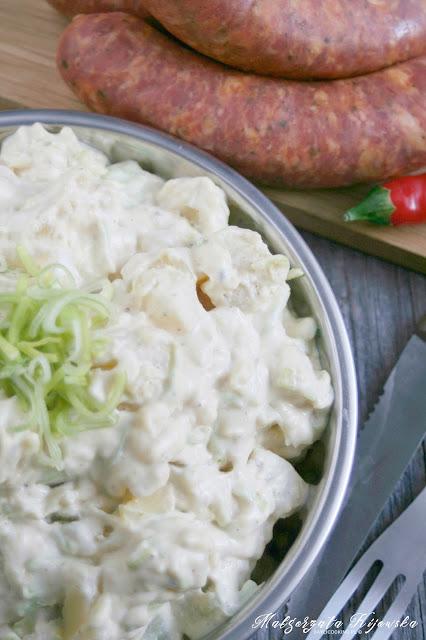 dodatek na grilla, ziemniaki, kolacja, daylicooking, Małgorzata Kijowska