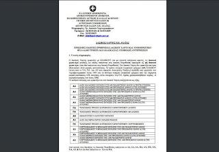 Καθορισμός ειδικού τέλους για την άσκηση αντιρρήσεων τής παραγράφου 1 τού άρθρου 15 του ν.3889/2010 (ΦΕΚ 182 Α΄) κατά τού περιεχομένου αναρτημένου δασικού χάρτη.