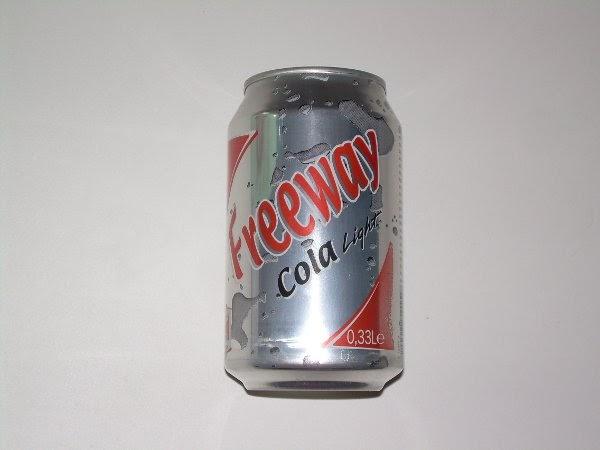 Coca cola light - 1 10