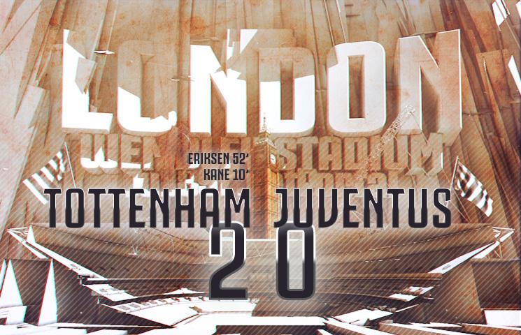 Prijateljska utakmica / Tottenham - Juventus 2:0 (1:0)