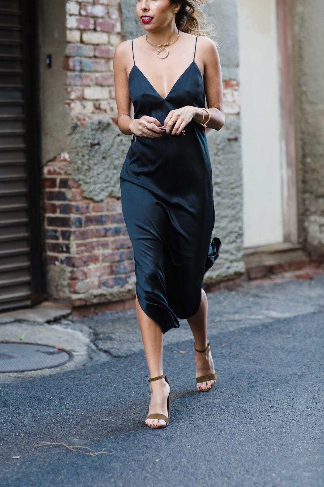 how to wear a slip dress, ways to wear a slip dress, slip dress styles, slip dress for summer