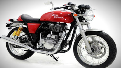Royal Enfield Continental GT image hd