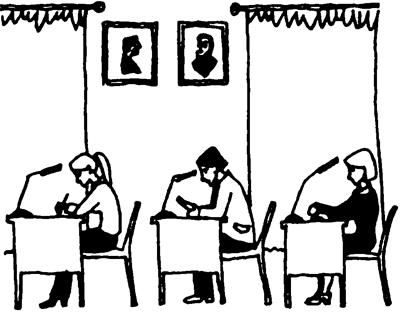 Описание русских писателей на английском