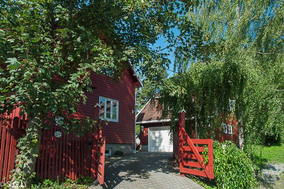 Peninsula de Bygdoy en Oslo. Noruega