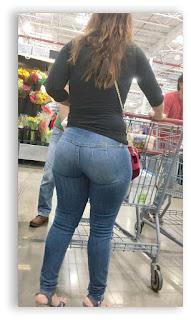 fotos chicas sexys jeans lisos