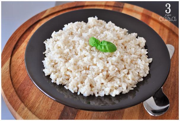 arroz integral dicas