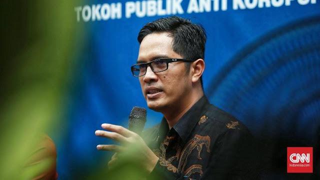 KPK Usut Pertemuan TGB dan Direktur Penindakan