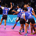 "*Pro Kabaddi League*: ""UP Yoddha"" struggle at home, go down 29-36 against *Haryana Steelers*"