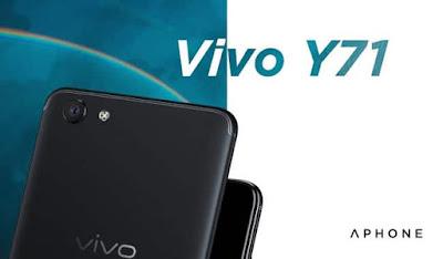 Flash Vivo Y71 dengan Rom Original