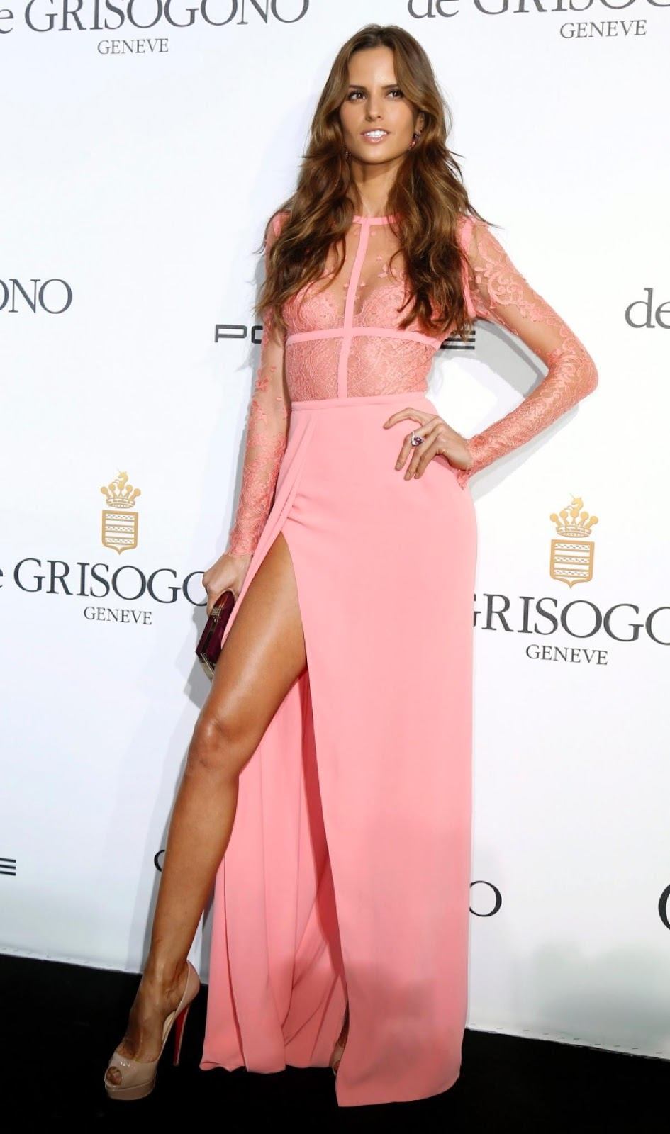 Is a cute Izabel Goulart nude photos 2019