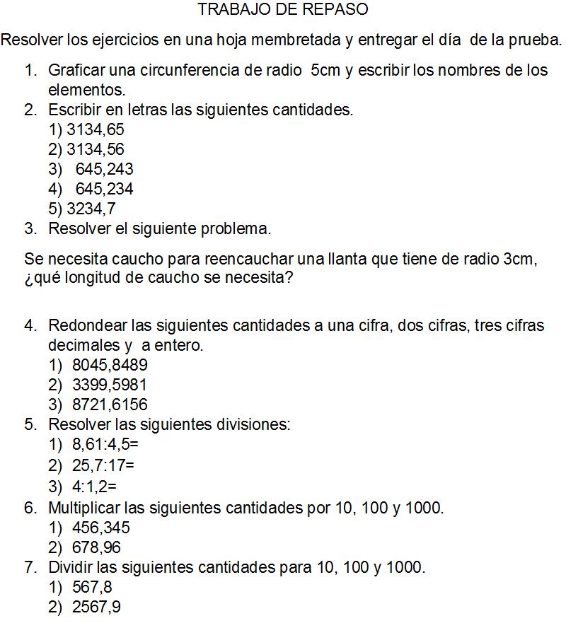 Matemática interactiva 6° \