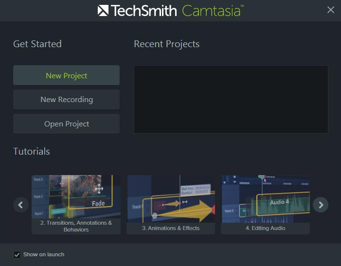 Techsmit Camtasia Studio 9