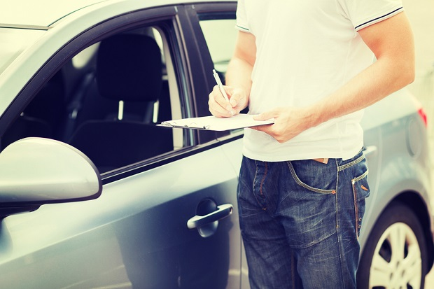 Car Service Book