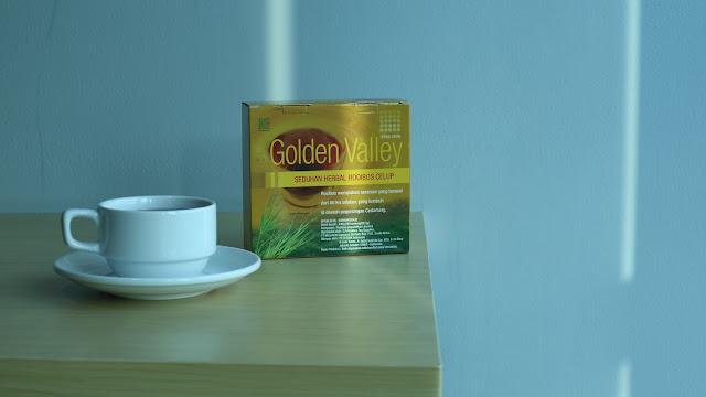 minuman herbal antioksidan kekinian zaman now