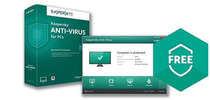 Kaspersky lanza un antivirus gratuito para tu PC