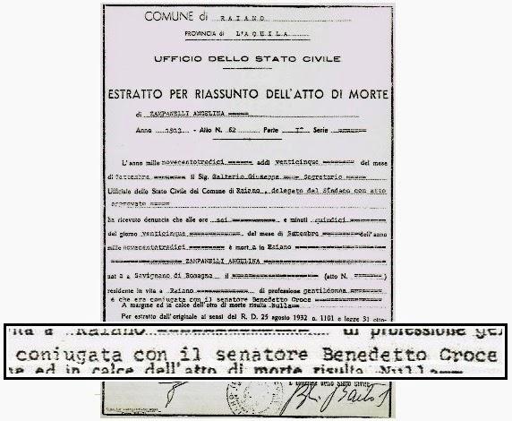 Vita intellettuale e affettiva di Benedetto Croce - II ...
