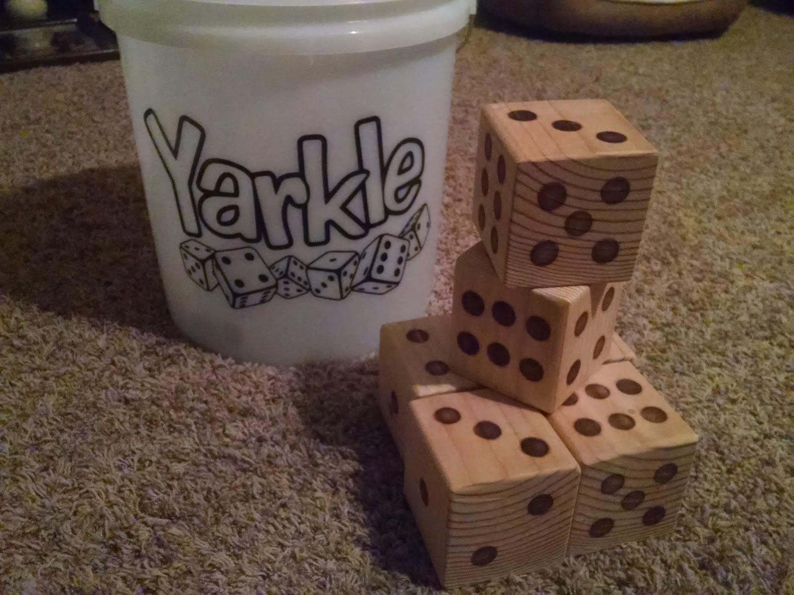Must Run in the Family: Yardzee & Yarkle